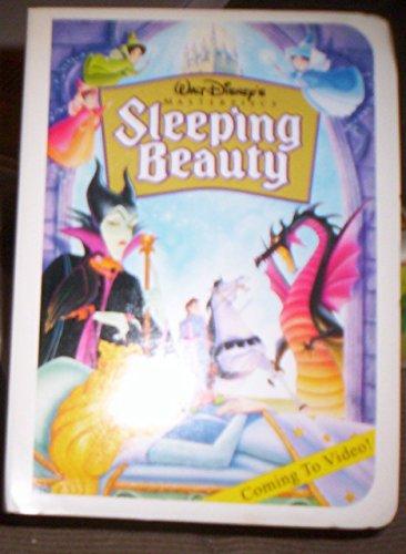 Beauty, Sleeping Beauty Walt Disney`s Masterpiece Video Collection 4