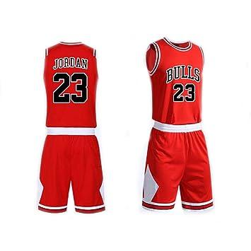 STAD Camiseta De Baloncesto para Hombre Set Top+Shorts, Michael ...