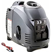 Kissemoji IN3500I 4.5HP sine waves 125cc 4-Stoke Gas Portable Inverter Generator 3500 Watt