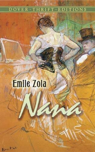 Nana (Dover Thrift Editions)