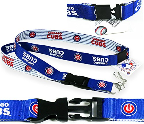 - MLB Chicago Cubs ( 2-Tone ) Two Tone Keychain, Lanyard