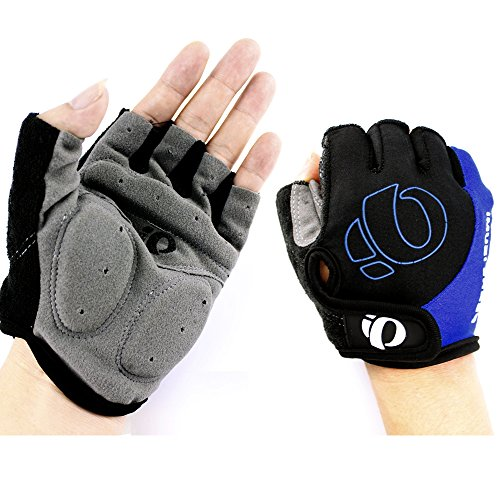 Ezyoutdoor Riding Glove Half Finger Army Shooting Gloves, Outdoor Sports Fingerless Air soft for Hunting Cycling Bike Cycling Motorcycle (1 pair) Size L