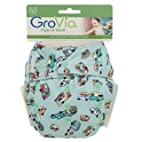 GroVia - Shell Snap Closure Baby Diaper with Waterproof Layer - Adventure