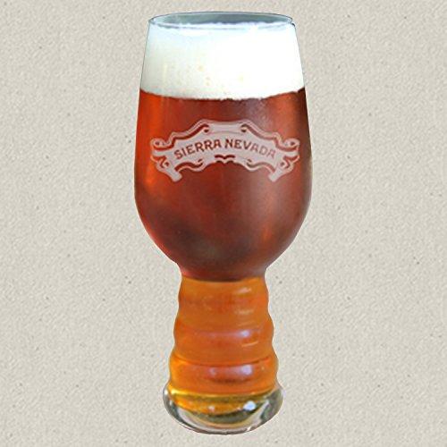 Sierra Nevada Brewing Company - Custom Spiegelau IPA (Sierra Nevada Celebration Ale)