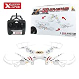 XuanLei 2.4G 6 Axis Gyro RC 4-Axis aircraft Quad copter with LED light
