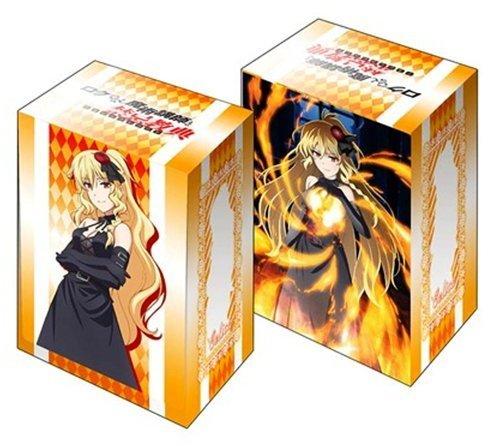 Akashic Records of Bastard Magic Instructor Celica Arfonia Anime Character Card Deck Box Case Holder V2 Vol 201