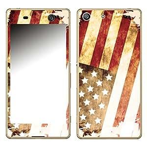 "Motivos Disagu Design Skin para Sony Xperia M5: ""Amerika"""
