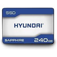 """Hyundai Sapphire 240GB Unidad Interna de Estado sólido 2.5"""" Serial ATA III - Disco Duro sólido (240 GB, 2.5"""", 500 MB/s)"""