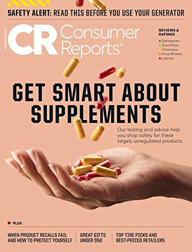 Consumer Reports Magazine - Kindle Edition (Best Selling Mattress 2019)