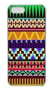 fashion case Diy Yourself IMARTCASE iphone 5c case cover, Aztec Pattern Colorful PC case cover for Apple iphone 5c Transparent EgsnJL7YNOG