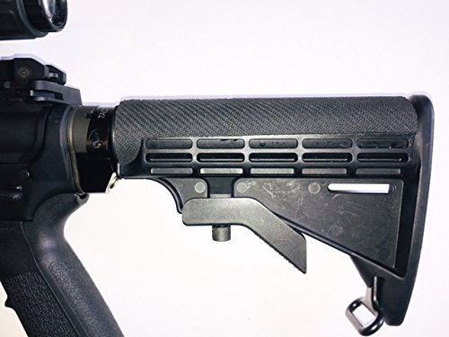 DoubleTapp Buttstock Cheek Pad for Standard M4 Stock