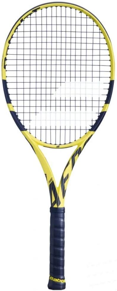 Babolat 2019 Pure Aero Tennis Racquet (4-3/8) : Sports & Outdoors