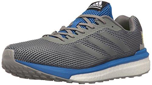 Adidas Performance Mens Vendemmia Scarpa Da Running Vista Grigio / Vista Grigio / Satellite