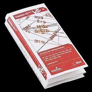 Kit de resistencias 1/4W