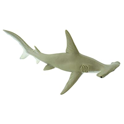 Safari Ltd Wild Safari Sea Life Hammerhead Shark: Toys & Games
