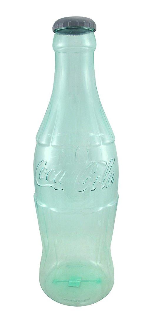 ジャンボCoca - Cola Coke Contour Bottle Coin Bank 22.5 in。   B00DH07Z44