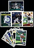 2011 Topps Seattle Mariners Complete Series 1 & 2 Team Set - Shipped in Deluxe Arcylic Case! 25 Cards including Ichiro, Felix Hernandez, Saunders, Greg Halman RC, Justin Smoak, Michael Pineda RC & more!