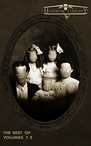 The Best of Horror Library: Volumes 1-5
