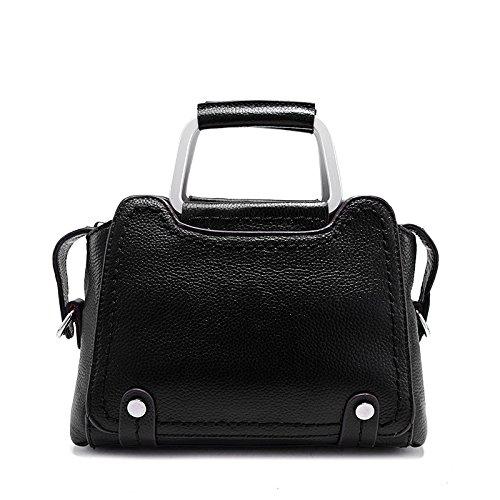 D'Épaule À GUANGMING77 black Main Sac Ladies Sac Bag nqYTwZ81