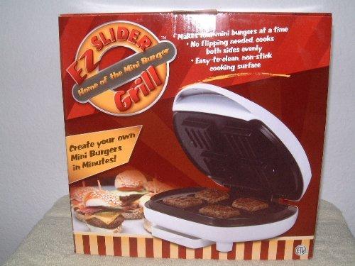 Cheap EZ Slider Grill