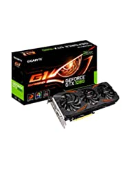 Gigabyte GeForce GTX 1080 G1 Gaming 8G Video Graphics Cards G...