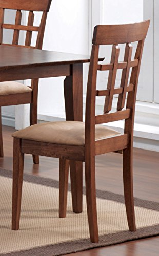 Shiraz Wheat Dining Chair (Set of 2)