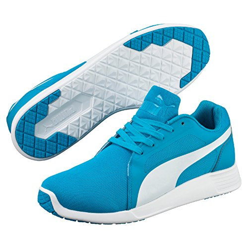 Puma St Trainer Evo, Zapatillas Unisex Azul (Atomic Blue-White 06)