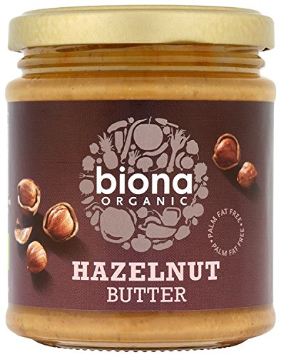 Biona Organic - Hazelnut Butter - 170g (Pack of 3)