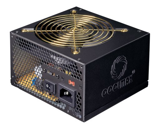 Coolmax M-500B 500W Eps Power Supply with 5 Sata Connectors