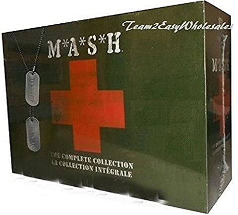 M*A*S*H: The Complete Series Collection Seasons 1-11 (33-DVDS Box Set, MASH) NEW - Sv Dvd