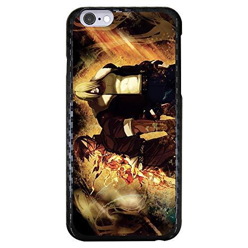 Capa Intelimix Carbono Preta Apple iPhone 6 6s Games - GA08