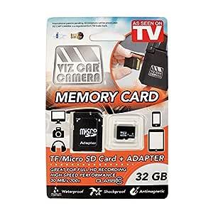 Tarjeta memoria Micro SD 32 GB clase 10 con adaptador ...