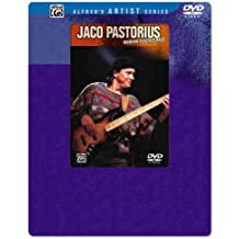Jaco Pastorius -- Modern Electric Bass (DVD with Overpack)