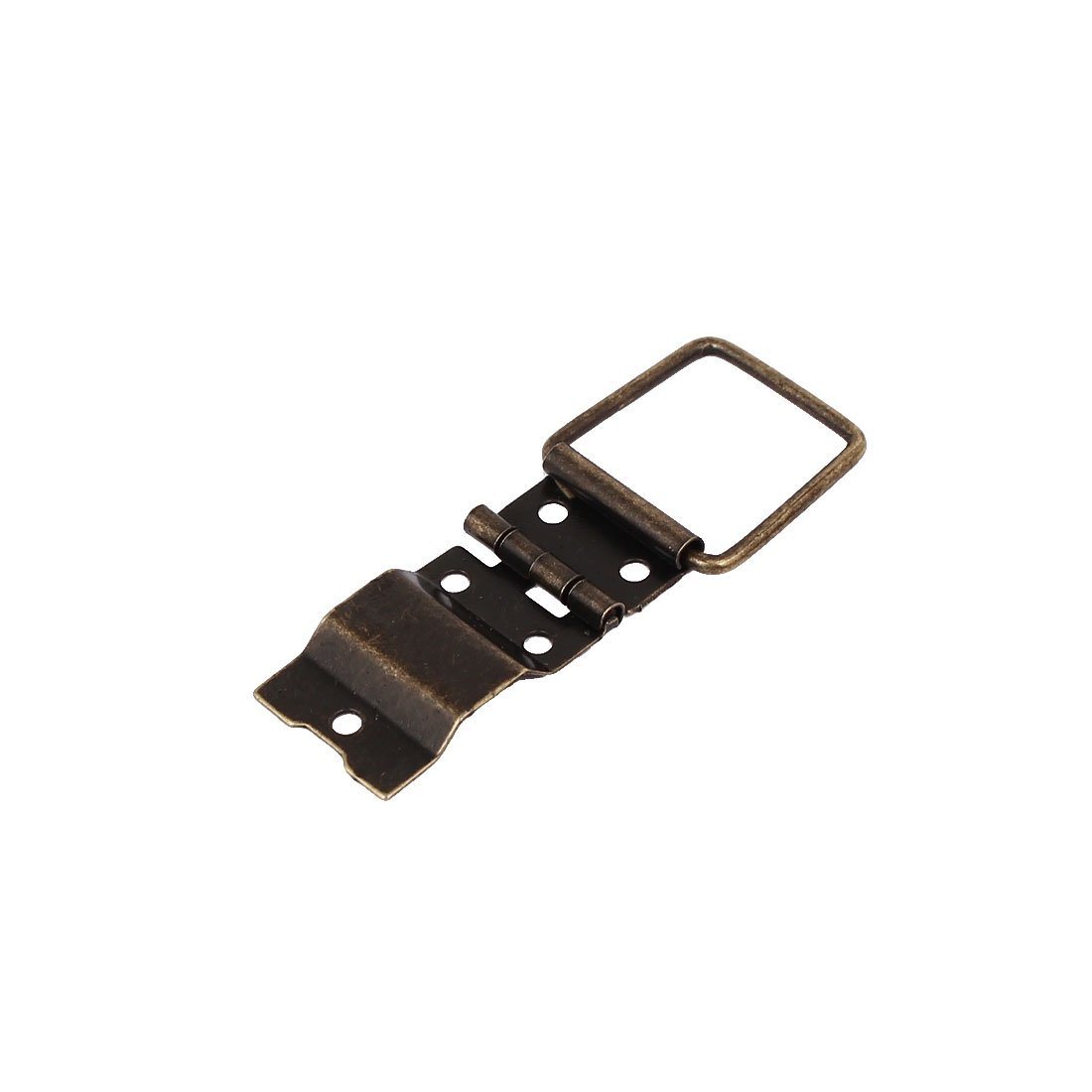 uxcell Box Case Retro Style Positioning Support Hinges Bronze Tone 37.5mmx16.5mm