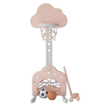 Wumudidi Juego de Soporte de Baloncesto para niños, 2-3 años ...