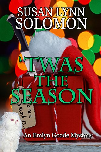 'Twas The Season: An Emlyn Goode Mystery by [Solomon, Susan Lynn]