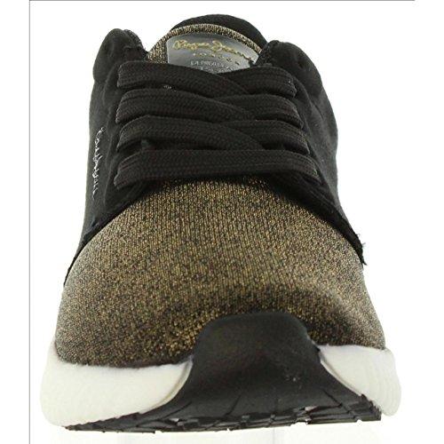 Scarpe sport per Donna PEPE JEANS PLS30550 SUTTON 099 GOLD