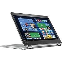 2017 Lenovo Yoga 710 2-in-1 11.6 FHD IPS Touchscreen Premium Laptop PC, Intel Pentium Dual-Core Processor, 4GB RAM, 128GB SSD, 802.11ac, Bluetooth, HDMI, Webcam, No DVD, Windows 10, Silver