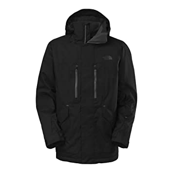 The north face mens sherman insulated parka