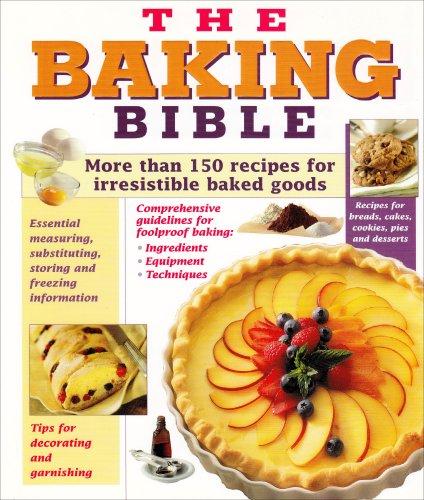 Download The Baking Bible pdf