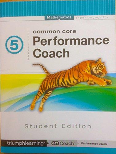 Common Core Performance Coach Mathematics 5th Grade