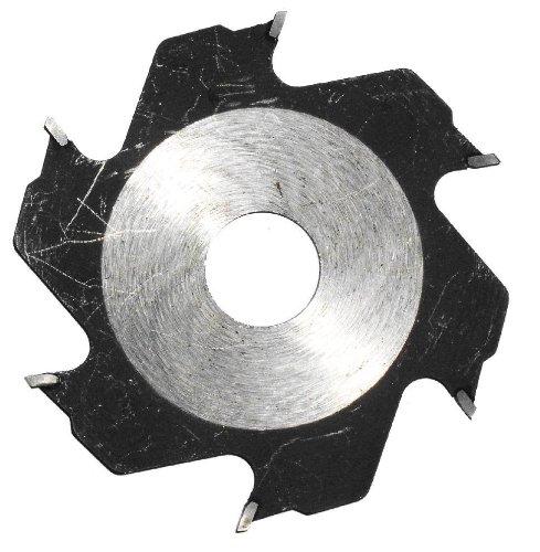 Einhell Frä serblatt passend fü r Flachdü belfrä se (100x22x3,8 mm, 6 Zä hne) Fräserblatt 100x22x3 8 mm 6 Z.