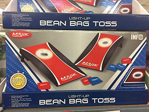 Majik Light-up Bean Bag Toss by Majik
