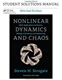 Nonlinear Dynamics and Chaos with Student Solutions Manual: Student Solutions Manual for Nonlinear Dynamics and Chaos, 2nd edition (Volume 2)