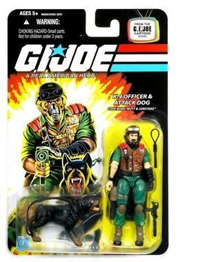 GI Joe 25th # 10 Matt & Junkyard Dog [Cartoon] [Toy & Hobby]
