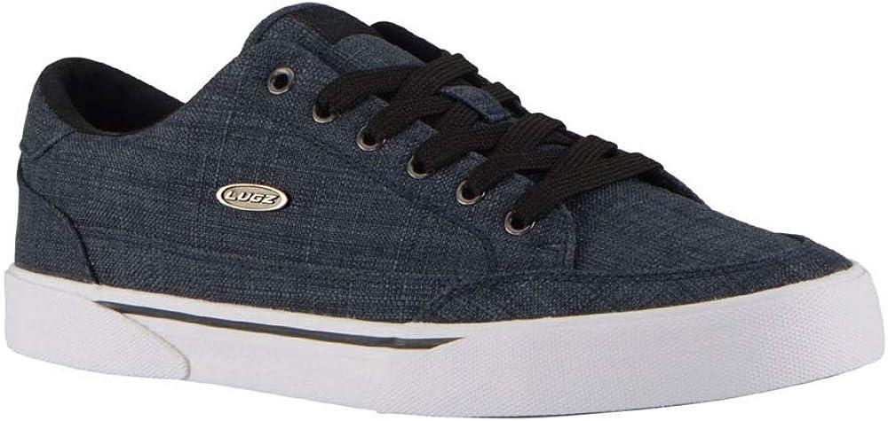 Lugz Men's Stockwell Linen Classic Low Top Fashion Sneaker: Shoes