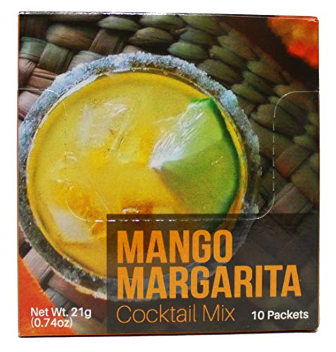 - Craftmix Mango Margarita 10-Pack Box