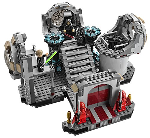 Amazon.com: LEGO Star Wars Death Star Final Duel 75093 Building Kit ...