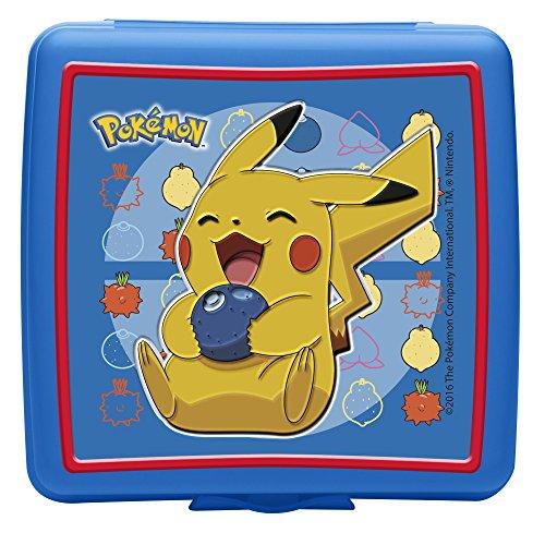 Zak Designs Pokemon Reusable Sandwich Container]()