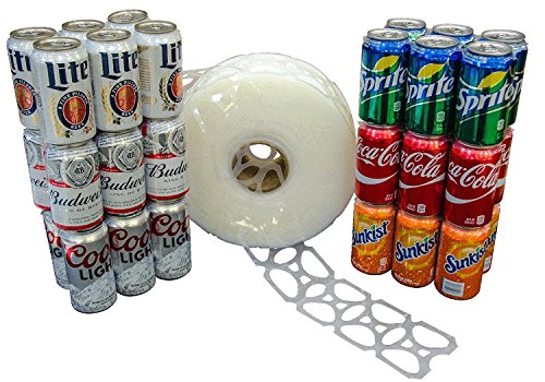 1000 Count 6 Pack Rings Universal product image